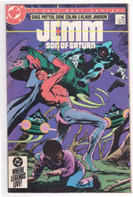 Load image into Gallery viewer, Jemm Son of Saturn Issue 7 March 1985 DC Comics - TulipStuff