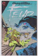 Load image into Gallery viewer, Feud Issue no. 1 Epic Comics Heavy Hitters July 1993 Comic Book