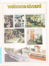 Load image into Gallery viewer, Strand Cruises ss Veracruz Spring 1977 Trans Panama Adventure Cruise Brochure - TulipStuff