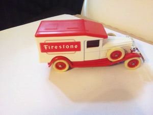 Lledo Days Gone DG18 Firestone 1936 Packard Van Diecast Model Made in England
