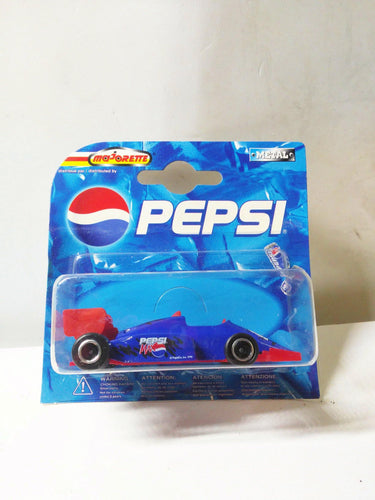 Majorette 282 Pepsi-Cola Series F1 Ferrari Diecast Metal Racing Car 2000 - TulipStuff