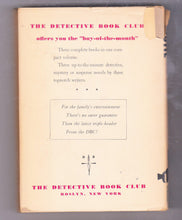 Load image into Gallery viewer, Agatha Christie Dead Man's Folly Hardcover 1956 US Printing Walter J Black Hercule Poirot