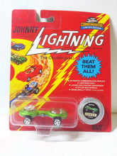 Load image into Gallery viewer, Johnny Lightning Commemorative Series 6 Limited Edition Nucleon Diecast Spaceship Car 1995