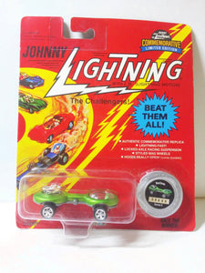 Johnny Lightning Commemorative Series 6 Limited Edition Nucleon Diecast Spaceship Car 1995