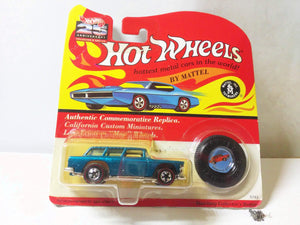 Hot Wheels 25th Anniversary Classic Nomad Redline Collector's Edition 1992