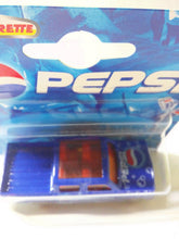 Load image into Gallery viewer, Majorette 217 Pepsi Cola Series Chevrolet Pick Up Truck Quad Cab Diecast 2000