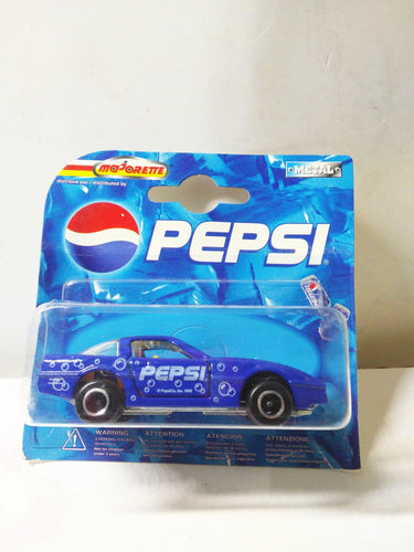 Majorette 268 Pepsi-Cola Series Chevrolet Grand Prix Corvette Diecast Car 2000 - TulipStuff