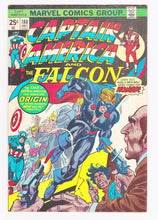 Load image into Gallery viewer, Captain America and the Falcon 180 December 1974 1st Nomad Appearance Marvel Comics
