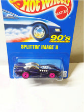Load image into Gallery viewer, Hot Wheels Collector #248 Splittin Image II Vintage Diecast Car 1994