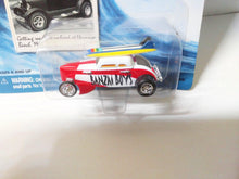 Load image into Gallery viewer, Johnny Lightning  Surf Rods Banzai Boys #758 Speed Coupe Diecast Carwith Surfboards 2000