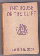 Load image into Gallery viewer, The Hardy Boys Mystery Stories The House on the Hill Franklin W Dixon 1927 Hardcover