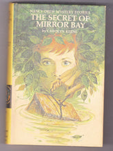 Load image into Gallery viewer, The Secret of Mirror Bay Nancy Drew Mystery Stories Carolyn Keene Hardcover Book 1972 - TulipStuff