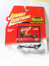 Load image into Gallery viewer, Johnny Lightning Topper Series Custom Dragster Diecast Metal Racing Car 2000