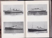 Load image into Gallery viewer, Western Ocean Passenger Lines and Liners 1934-1969 Vernon Gibbs Hardcover First Printing 1970 - TulipStuff