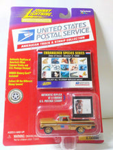 Load image into Gallery viewer, Johnny Lightning 1959 Chevy El Camino USPS American Truck and Stamp Collection Limited Edition 1999