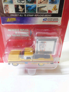 Johnny Lightning 1959 Chevy El Camino USPS American Truck and Stamp Collection Limited Edition 1999