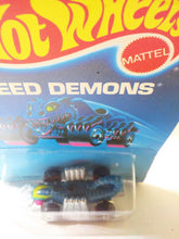 Load image into Gallery viewer, Hot Wheels 2062 Speed Demons Eevil Weevil Malaysia Basic Wheels BW 1986