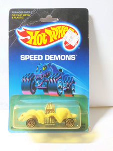 Hot Wheels 5028 Speed Demons Ratmobile Ultrahots 1988