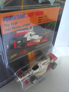 Johnny Lightning Racing Machines Power Team Indy Racer  1999 Indianapolis 500 Winner Diecast Racing Car