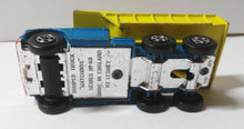 Load image into Gallery viewer, Lesney Matchbox no. 48 Dodge Dump Truck Superfast Made in England 1969