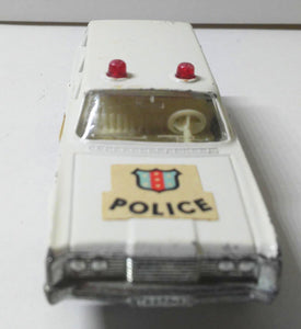 Lesney Matchbox no. 55 Mercury Commuter Police Station Wagon Superfast Made in England 1971