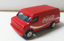 Load image into Gallery viewer, Corgi Juniors 36 Coca Cola Chevrolet Delivery Van Made in Great Britain 1979