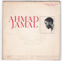 Load image into Gallery viewer, Ahmad Jamal Trio At The Spotlite Club 7 inch  Vinyl ARGO EP-1078 1958