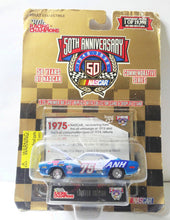Load image into Gallery viewer, Racing Champions Nascar 50th Anniversary Issue #27 1975 Commemorative ANH 1970 Plymouth Barracuda - TulipStuff