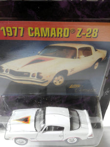 Johnny Lightning Camaro Collection 1977 Camaro Z-28 Limited Edition Diecast Sports Car