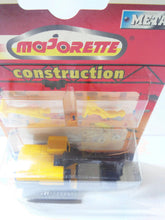 Load image into Gallery viewer, Majorette 242 Power Shovel Pelle Mechanique Vintage Diecast Construction Toy 1990's