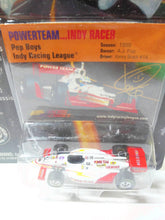 Load image into Gallery viewer, Johnny Lightning Racing Machines Power Team Indy Racer  1999 Indianapolis 500 Winner Diecast Racing Car