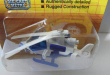 Load image into Gallery viewer, Matchbox 46 Mission Chopper Diecast Police Helicopter 1992 - TulipStuff