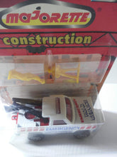 Load image into Gallery viewer, Majorette 228 Chevy Blazer Wrecker Depanneuse 291 Vintage Diecast Tow Truck Construction Toy 1990's - TulipStuff