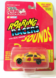 Racing Champions Roaring Racers Sterling Marlin #4 Kodak Film Chevrolet Monte Carlo Stock Car Nascar 1997 - TulipStuff