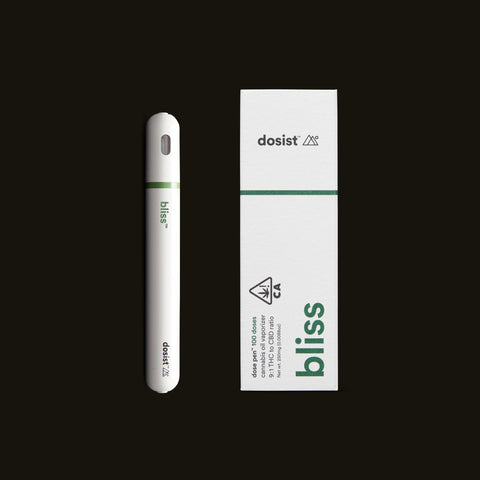 Bliss by Dosist vape pens