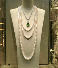 Different Pearl Necklace Lengths