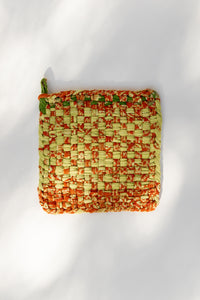 Recycled Sari Pot Holder