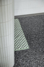 Load image into Gallery viewer, Beppu Bath Mat in Sage & Chalk