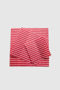 Beeswax Wrap - Red