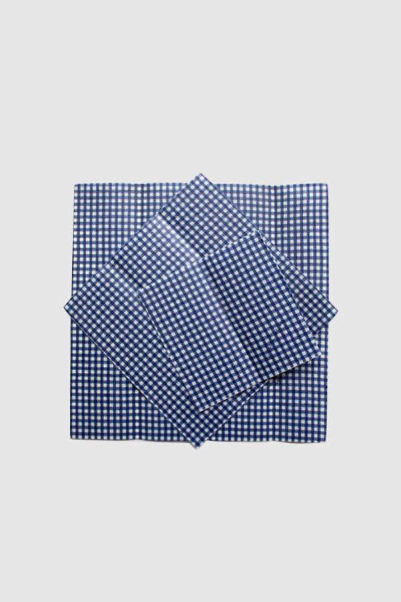 Beeswax Wrap - Blue