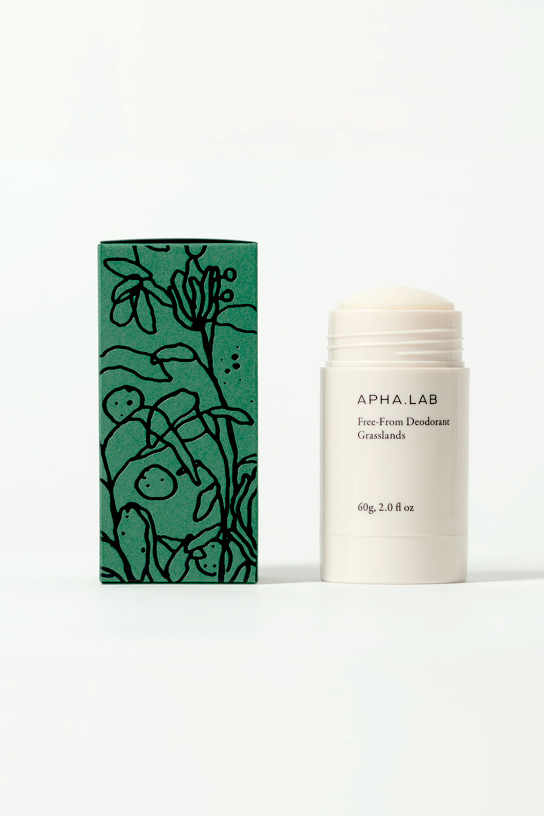 APHA.LAB Grasslands Free-From Deodorant