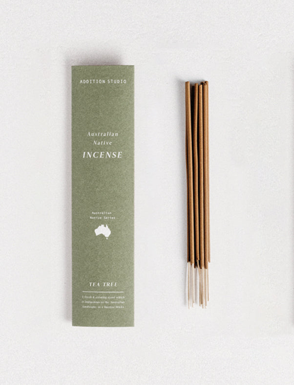 Australian Native Incense – Tea Tree