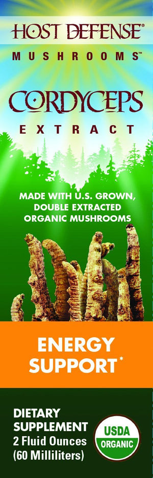 Cordyceps (Cordyceps Militaris) Extracts