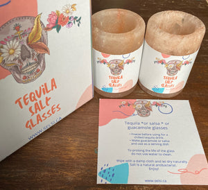 Himalayan Tequila Shot Glass