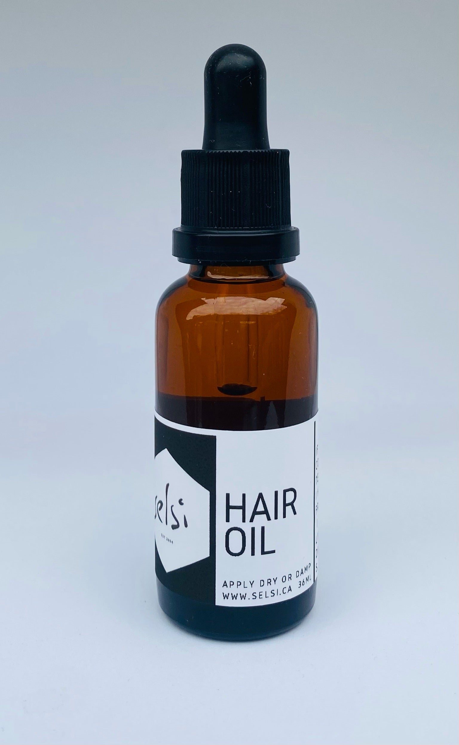 Selsi's Hair Oil No.1 - Smooth and Shine