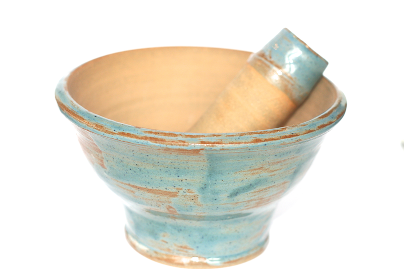 FREEDA B. MORTAR AND PESTLE M3 $60