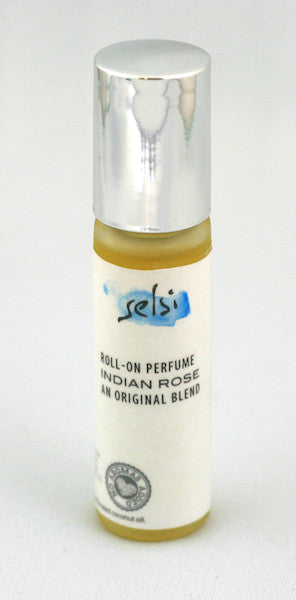 Indian Rose Roll-On Perfume