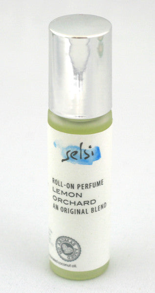 Lemon Orchard Roll-On Perfume