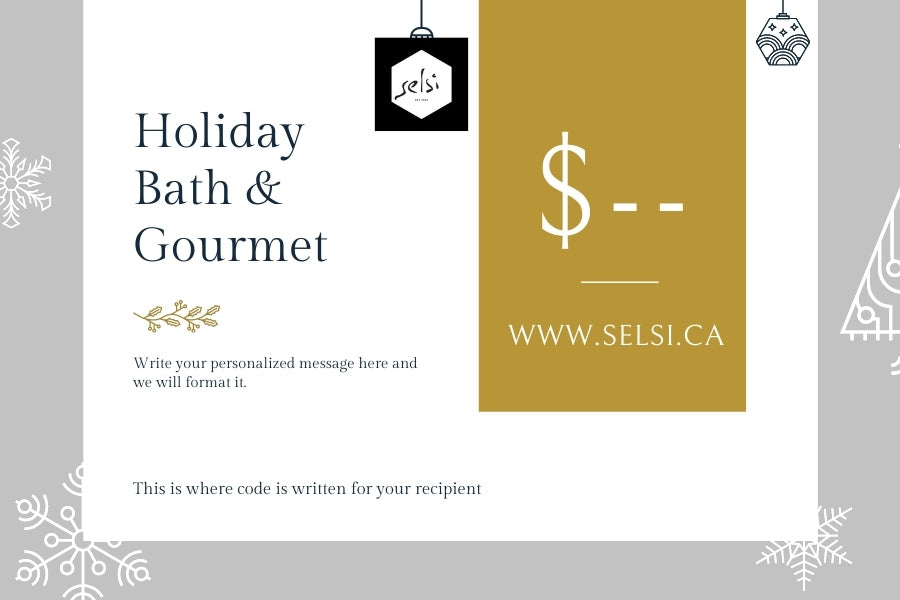 Copy of Selsi Gift Card - Business