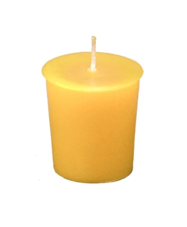 Beeswax Votive 2 Inch Candle